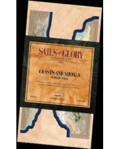 AGSSGN111A Sails of Glory Santa Ana 1784// Mejicano 1786
